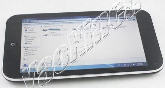 Планшетный ПК Windows 7
