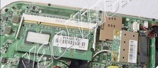 Планшетный ПК Windows 7 Atom N455