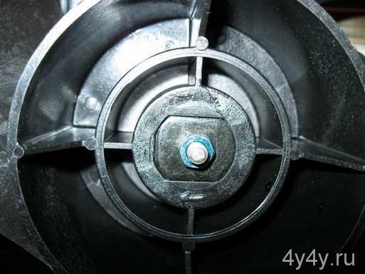 LG G12ST вентилятор