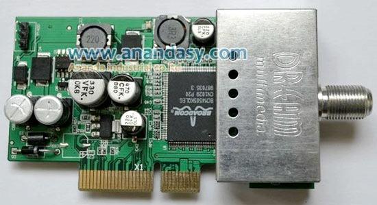 DM800HD se тюнер
