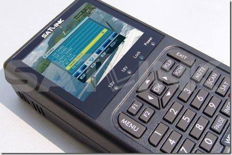 sat-link_WS6906 поиск спутникового сигнала