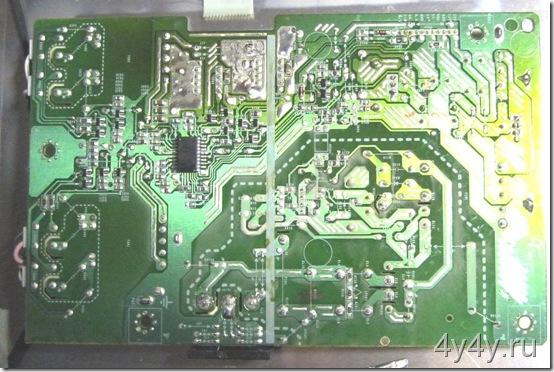 ремонт lg flatron L1753S