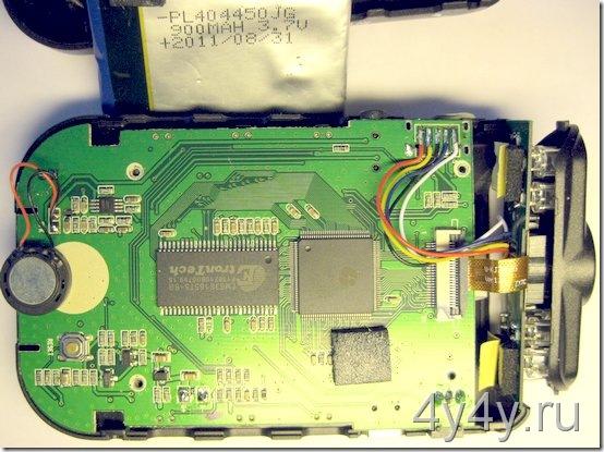STK1262BLQG плата DV186_Main_V3
