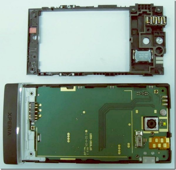 Sony Xperia U_1