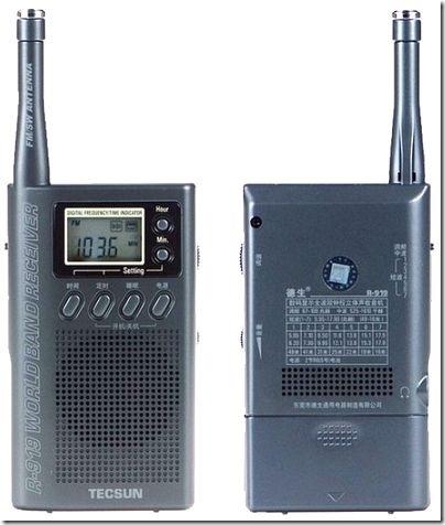TECSUN R-919