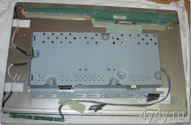 LG flatron W1942S – SF не включается