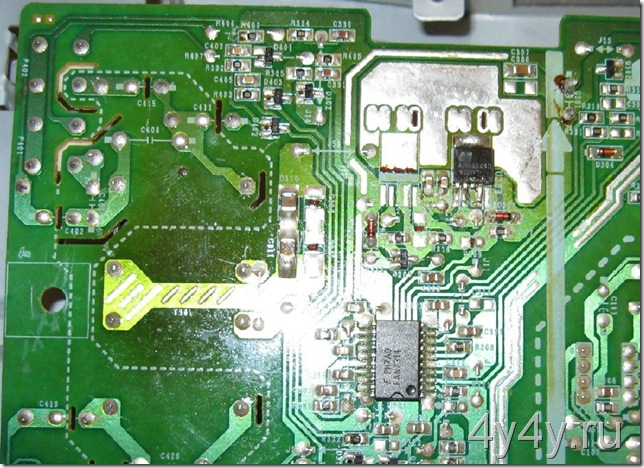 LG W1942s-sf инвертор APM4048D