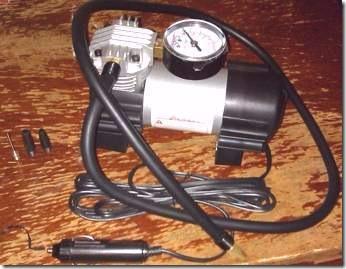 автомобильный компрессор Airline Standart CA-030-06