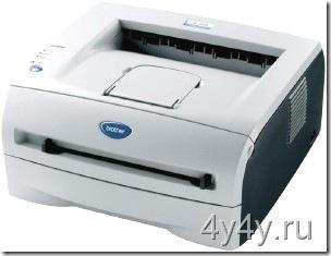 Brother HL-2035R не берёт бумагу из лотка  лазерный принтер